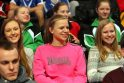 Moksleivių krepšinio fiestoje spindėjo Eurolygos žvaigždės