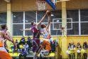 KTU krepšininkai po pratęsimo nusileido Talino studentams