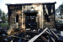 Dėl dingusių paveikslų iš sudegusios Paštuvos bažnyčios – į Interpolą