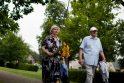 Kaunas mini laisvės nuo fašistinio režimo sukaktį