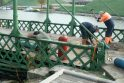 Ardomas pasukamas tiltelis