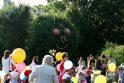 Naujas rekordas: 76 metrų ilgio gyvatvorė virto vikšru