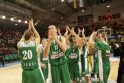 "Eurolyga: ""Žalgiris"" – ""Maccabi Elektra"" 68:71"
