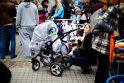 Tėveliams skirtame turgelyje Kaunas sostinę pranoko šeimyniškumu