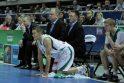 Klaipėdos arenoje - trečioji slovėnų pergalė