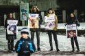 """Nepaisant protestų, Kaune drambliai šoko """"Gangnam style"""" ritmu"""