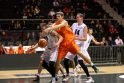 VDU krepšininkai nusileido svečiams iš Maskvos
