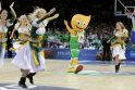 D grupėje stipriausi – Rusijos krepšininkai