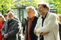 R.Kalantos aukos 40-ąsias metines sostinėje paminėjo menininkai