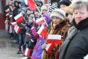 Lietuvoje vieši Lenkijos prezidentas B.Komorowskis (atnaujinta)