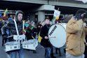Klaipėda Kovo 11-ąją atšventė triukšmingai