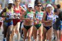 Maratono bėgikei Ž.Balčiūnaitei – Europos čempionato auksas
