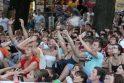 Futbolo finalas – baruose ir kavinėse