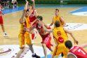 Makedonai Kaune pripažino rusų pranašumą