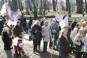 Per Klaipėdos filantropo gimtadienį - Šeimų šventė