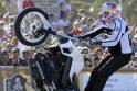 Startavusiame Dakaro ralyje žuvo motociklininkas
