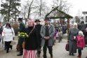 Palangoje į Jurginių linksmybes įsuko folkloro ansambliai