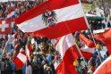 Austrijos opozicija reikalauja tyrimo dėl M.Golovatovo paleidimo