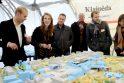 Klaipėdos senojo turgaus halėje – kūrybinės dirbtuvės