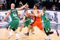 """Eurolyga: """"Žalgiris"""" – """"Valencia Basket"""" 86:82"""