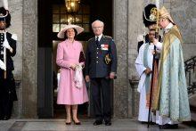 Švedijos karaliaus 70-asis gimtadienis