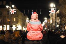 Paskelbė Kalėdų eglutės sostinės Katedros aikštėje įžiebimo datą