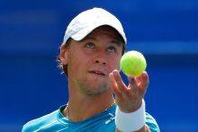 """R. Berankis iškopė į """"Memphis Open"""" turnyro ketvirtfinalį"""