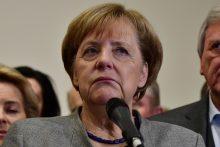 Žlugo derybos: A. Merkel turės kovoti dėl politinio išlikimo