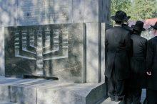 Žydai siūlo viešai skelbti duomenis apie Holokausto dalyvius