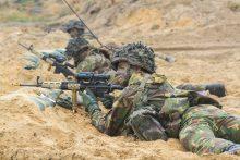 NATO ketina sustiprinti Baltijos šalyse dislokuotas kovines grupes
