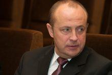R. Malinauskas socdemų valdybai: paliksiu partiją, jei bus suspenduota mano narystė