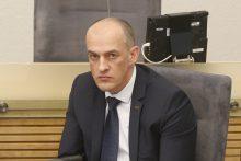 STT vadovas Ž. Bartkus: džiugu, kad korupcijos bylos informacija nenutekėjo