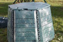 Tęsiamas kompostinių dalinimas Klaipėdos mieste