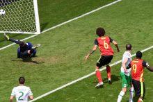 Belgijos futbolo rinktinės pergalė Euro 2016 čempionate