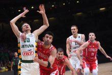Gruzijos rinktinė – kukli, bet su NBA čempionu ir šeimynine atmosfera