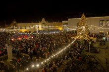 Klaipėdiečiai sulaukė kalėdinio stebuklo