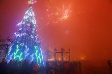 Kalėdomis domėjosi ir vilniečiai