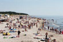 Dėl Klaipėdos paplūdimių – diskusijos