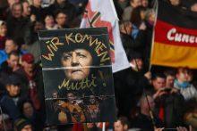 Per Europą vilnija protestai prieš islamizaciją