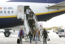 """""""Ryanair"""" iš Vilniaus skraidys į Berlyną"""