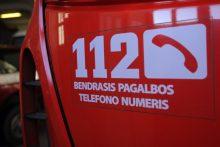 Kaišiadorių rajone apvirto autobusas su keleiviais <span style=color:red;>(papildyta)</span>