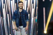 Iš rinkimų kovos Vilniaus savivaldybėje pašalintas dainininkas V. Baumila