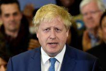 Buvęs Britanijos diplomatijos vadovas B. Johnsonas vėl ėmėsi žurnalisto darbo