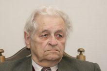 Mirė akademikas, buvęs švietimo ministras Z. Zinkevičius