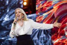 R. Ščiogolevaitė: išgirdusi savo dainą supratau, kad tai – šansas Lietuvai