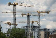 Registrų centras: būstas per metus pabrango apie 11,5 proc.