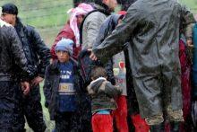 Turkijos link juda minios pabėgėlių iš Sirijos