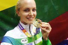 I. Serapinaitė triumfavo Europos jaunimo šiuolaikinės penkiakovės čempionate