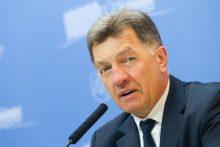 A. Butkevičius: planas mane nuversti iš premjero posto parengtas jau seniai