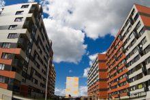 Dėl emigracijos nekilnojamojo turto rinkos plėtra nenukenčia